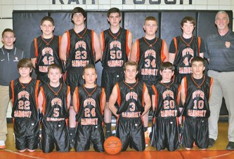 USMS basketball teams