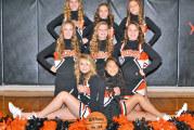 USMS cheerleading