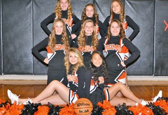 USMS cheerleading