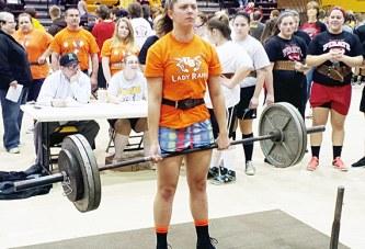 Weight class winner again