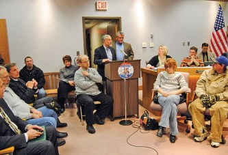 City of Kenton hears plans for proposed veterans camp