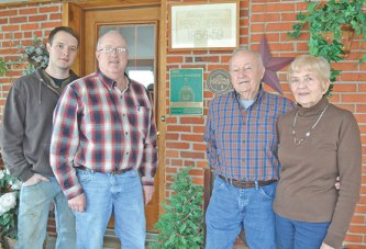 Herring family recalls beginning of Century Farm program in Ohio
