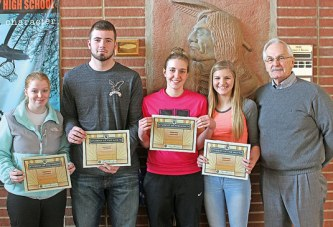 Honored students