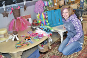 USHS grad gets back to basics with crafts