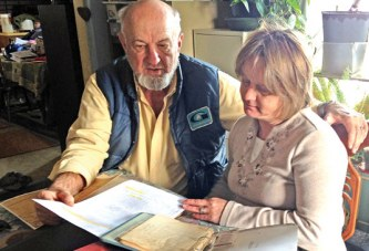 Local man gathers documents to have farm listed as century farm by Ohio Dept. of Ag.