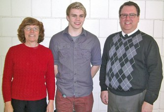 USHS student heads to state choir performance