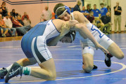 Carey, Mohawk tie for sectional championship, advance 21 wrestlers