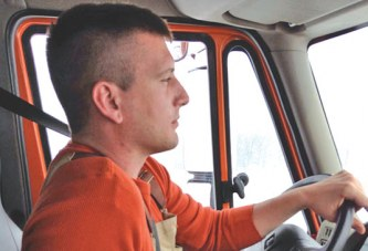 Wyandot County snowplow drivers prepare roadways for other motorists