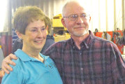 Schmidt Machine Co. celebrates employee of 47 years set to retire