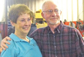 Schmidt Machine Co. celebrates employee of 47 years set to retire