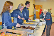 Local ag groups come together for breakfast