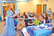 Princess tea party
