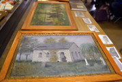 Rare painting sold at auction