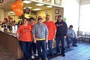 Event raises almost 7,800 to help family of local teen with leukemia