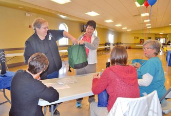 Annual fair promotes healthy living for county, city employees