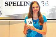 McCreary moves on to state spelling bee after competition