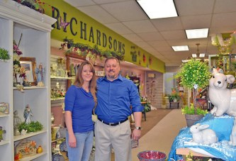 New owners take over operations at Upper Sandusky flower shop