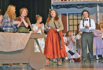 Mohawk to present 'Annie, Get Your Gun' three times this weekend