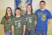 FFA members place in top 10 in state