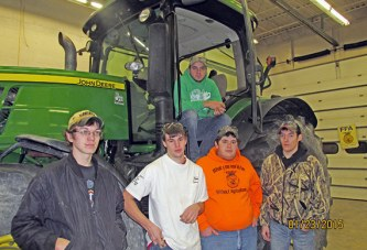 Tractor troubleshooting