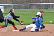 Red Devils top Falcons in 8 innings