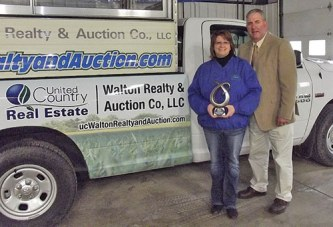 Waltons win United Country awards