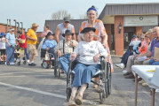 Nursing facility hosts country hoedown
