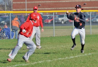 Upper routs Buckeye Central, 14-1