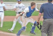 Riverdale, Pleasant split baseball doubleheader