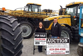 New business offers auction services
