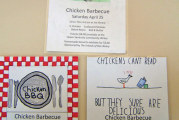 Friends of USCL plan annual chicken BBQ