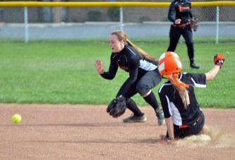 Upper softball wins 5th straight, 6-4