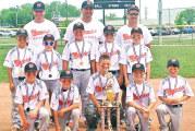 Wyandot Boys 9U extends win streak to 15