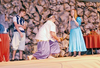 Trinity Evangelical UMC youth raise funds for trips