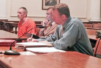 Marion man gets sentenced to eight years