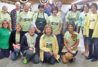 Garden club to host annual plant sale