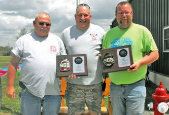 Marseilles Fire honors retirees Bryant, Williams with surprise