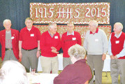 68 gather for Harpster banquet