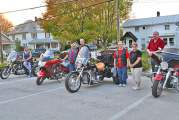 'Road Riders' evangelize on bikes