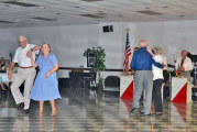 Area seniors attend prom