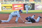 Wentling scores on wild pitch to make Blue Devils winners in 10th in Toledo