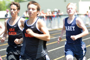 Riverdale boys, girls finish 6th at L-B
