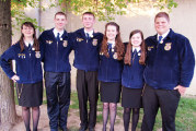 Upper Sandusky FFA chapter recognized at state convention