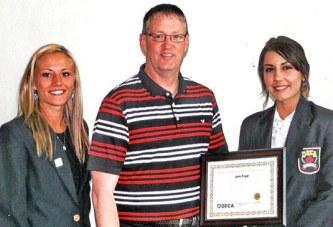 Upper DECA hosts awards night