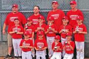 Lawrence Insurance finishes season undefeated