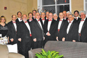 Millstream Singers to take stage at historic 1910 Eden Town Hall