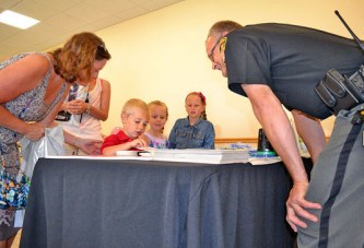 MCL community helpers fair encourages summer reading