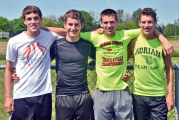 Pever, Riverdale relay teams aim for high spots on podium