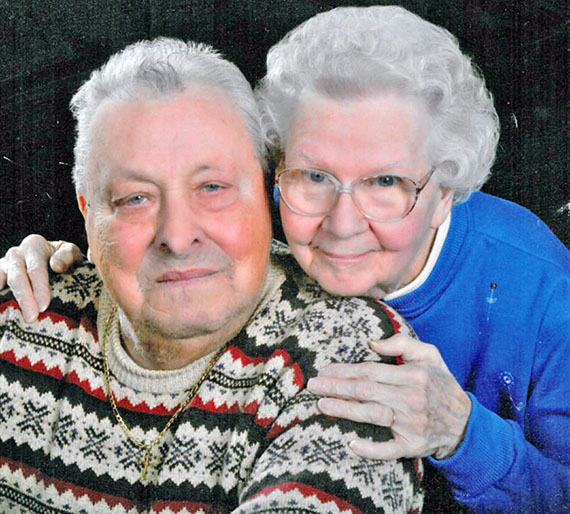 Ralph and Betty Jean Murray