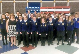 Riverdale FFA hosts 52nd banquet